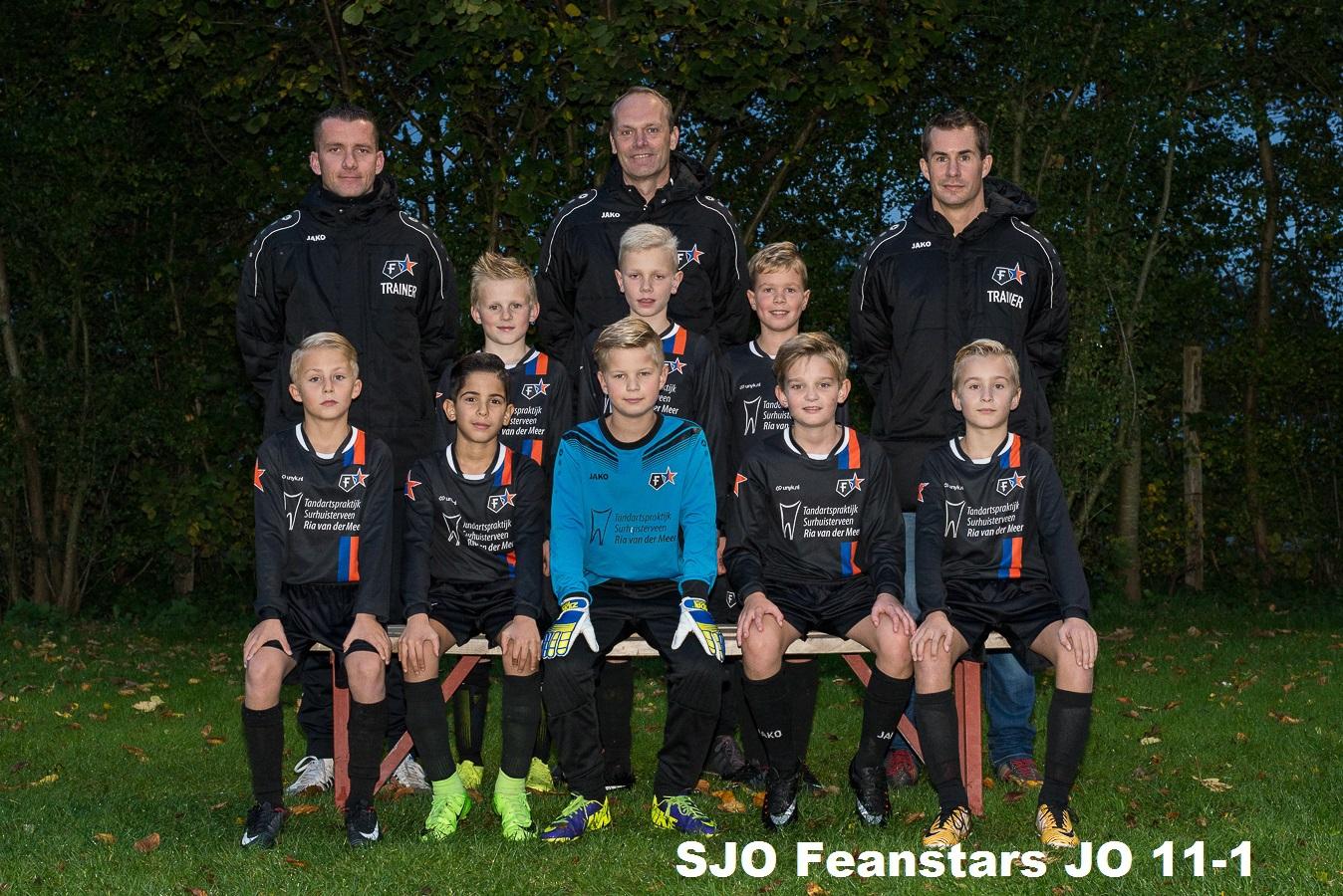 SJO Feanstars JO 11-1