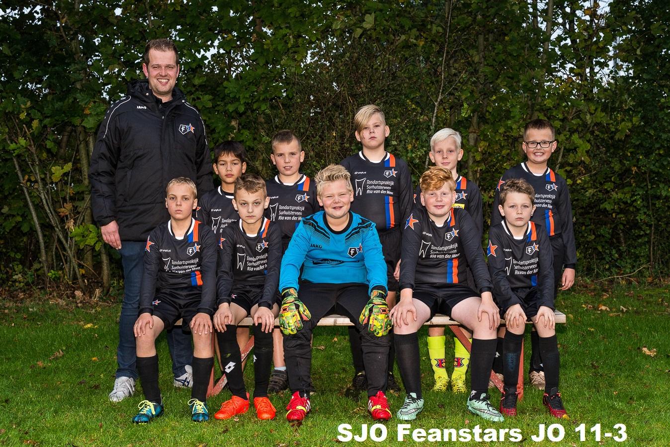 SJO Feanstars JO 11-3