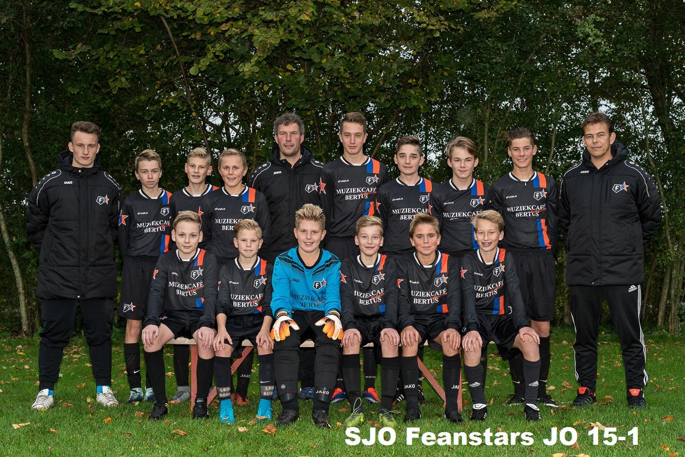 SJO Feanstars JO 15-1