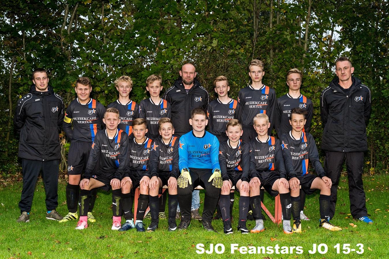 SJO Feanstars JO 15-3