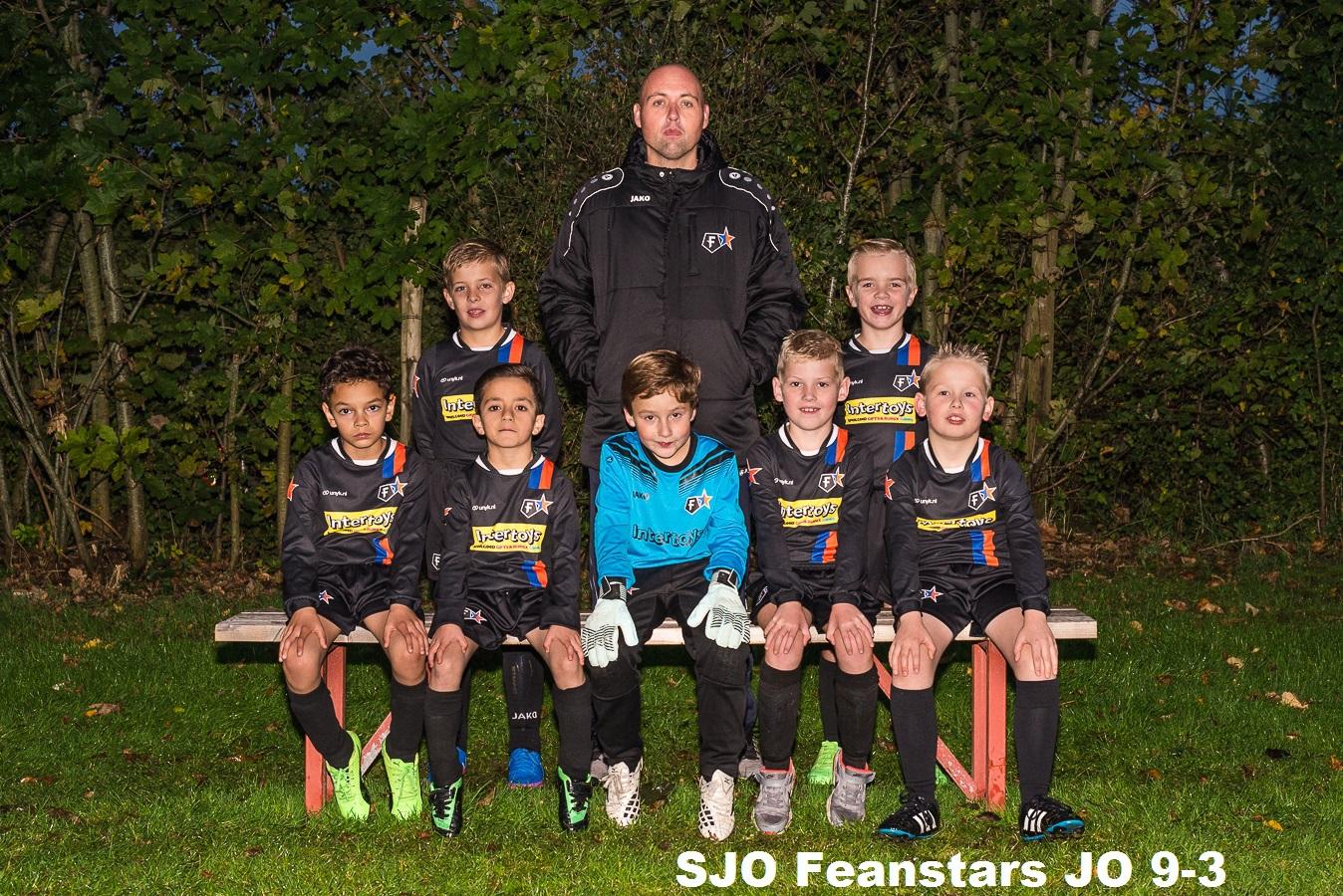 SJO Feanstars JO 9-3
