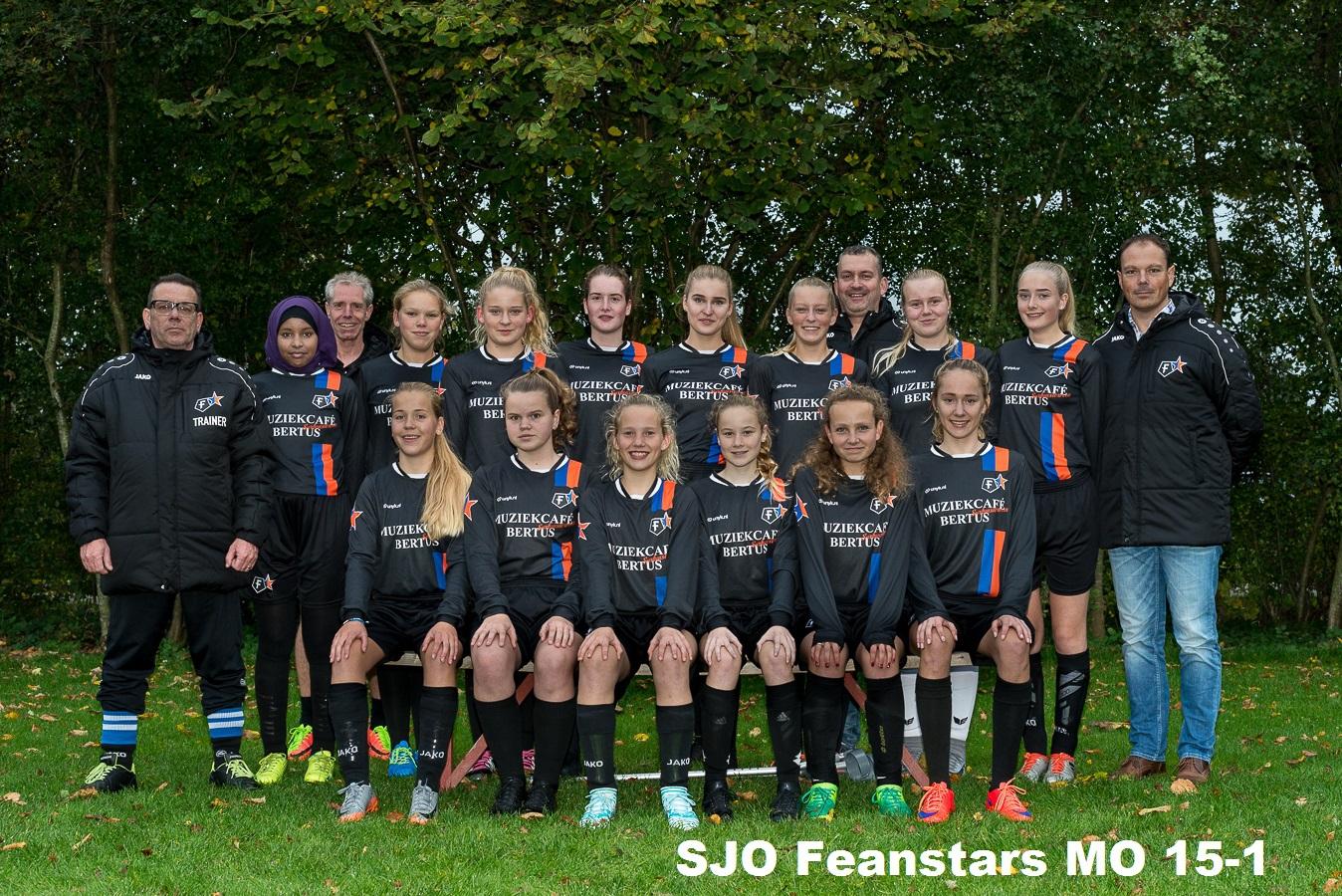 SJO Feanstars MO 15-1