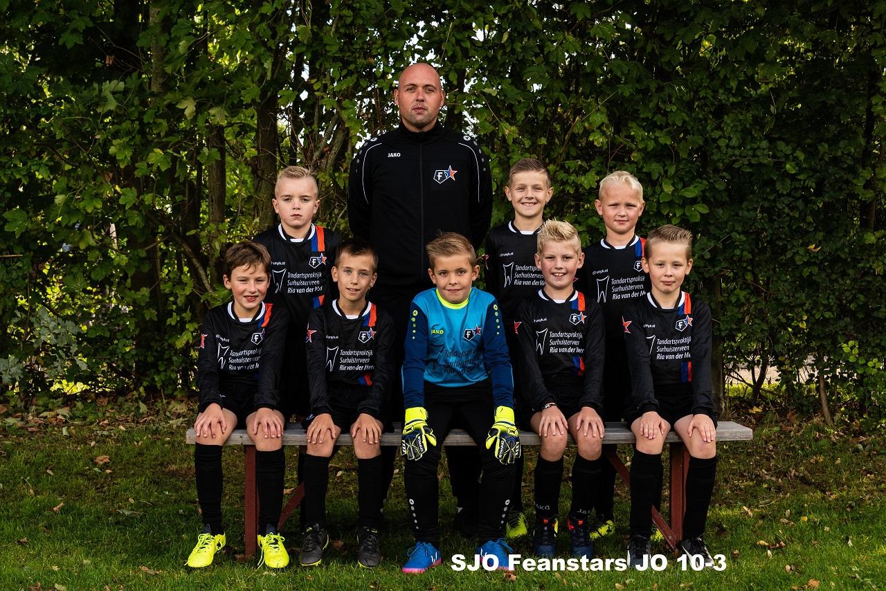 Feanstars JO10-3
