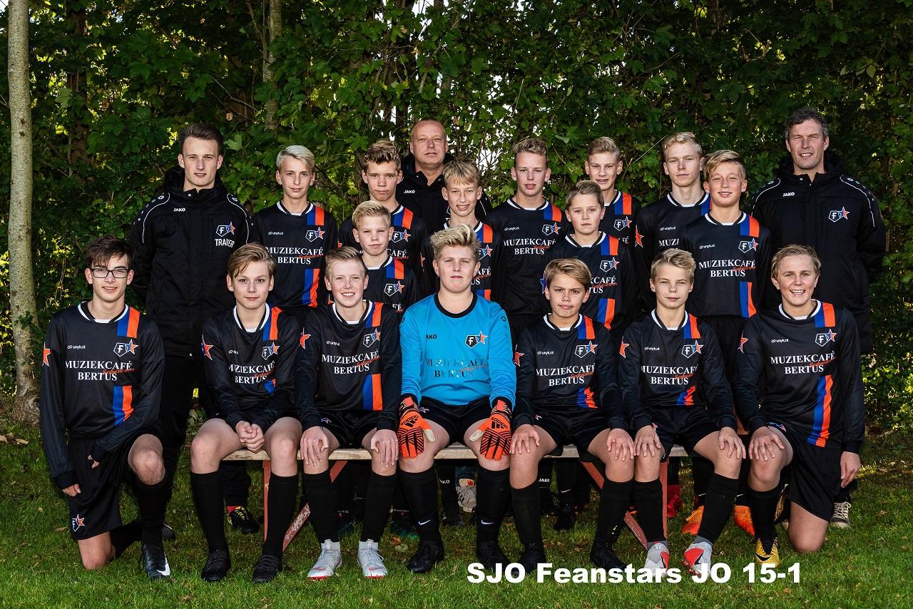 Feanstars JO15-1