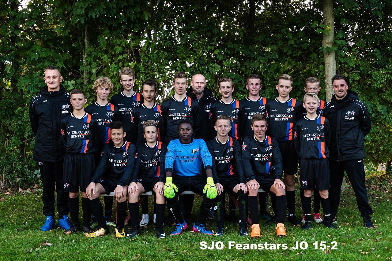 Feanstars JO15-2