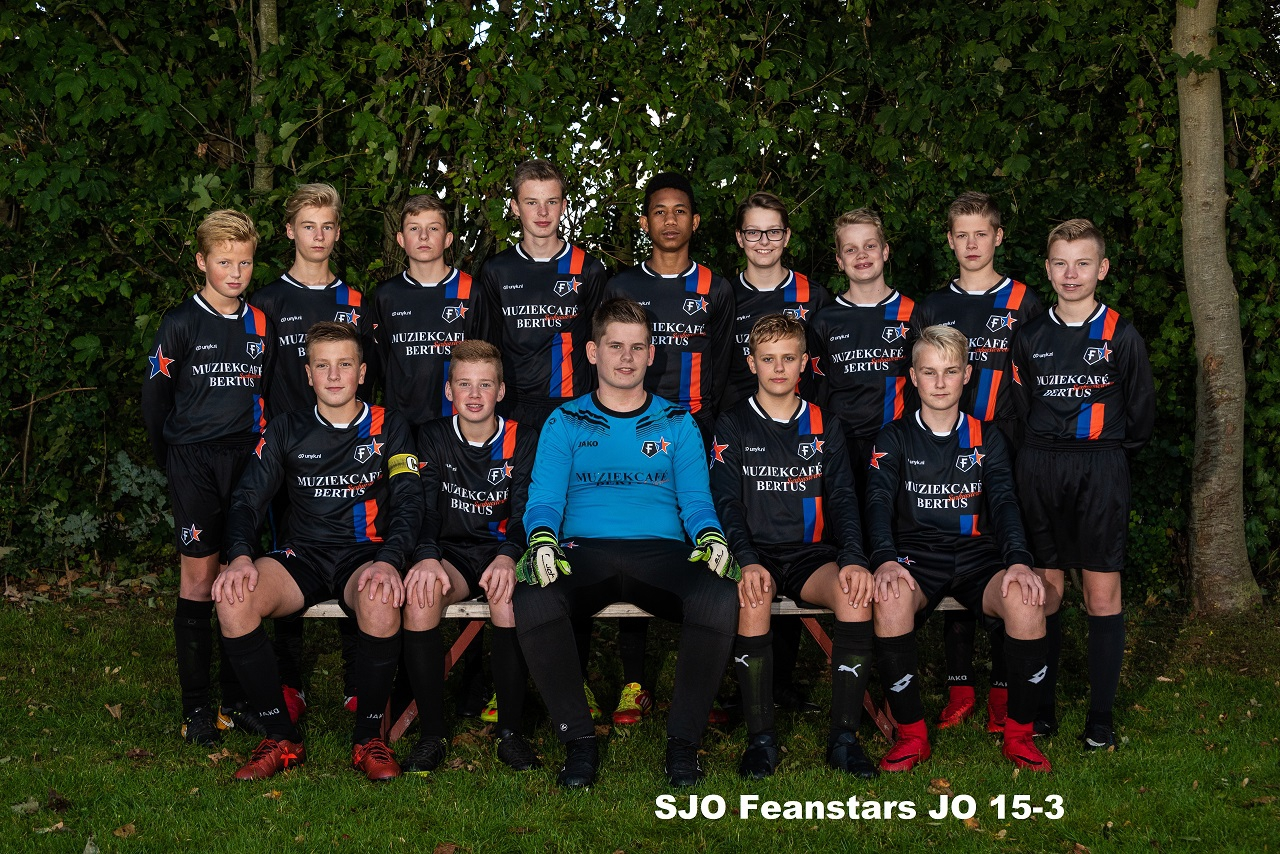 Feanstars JO15-3