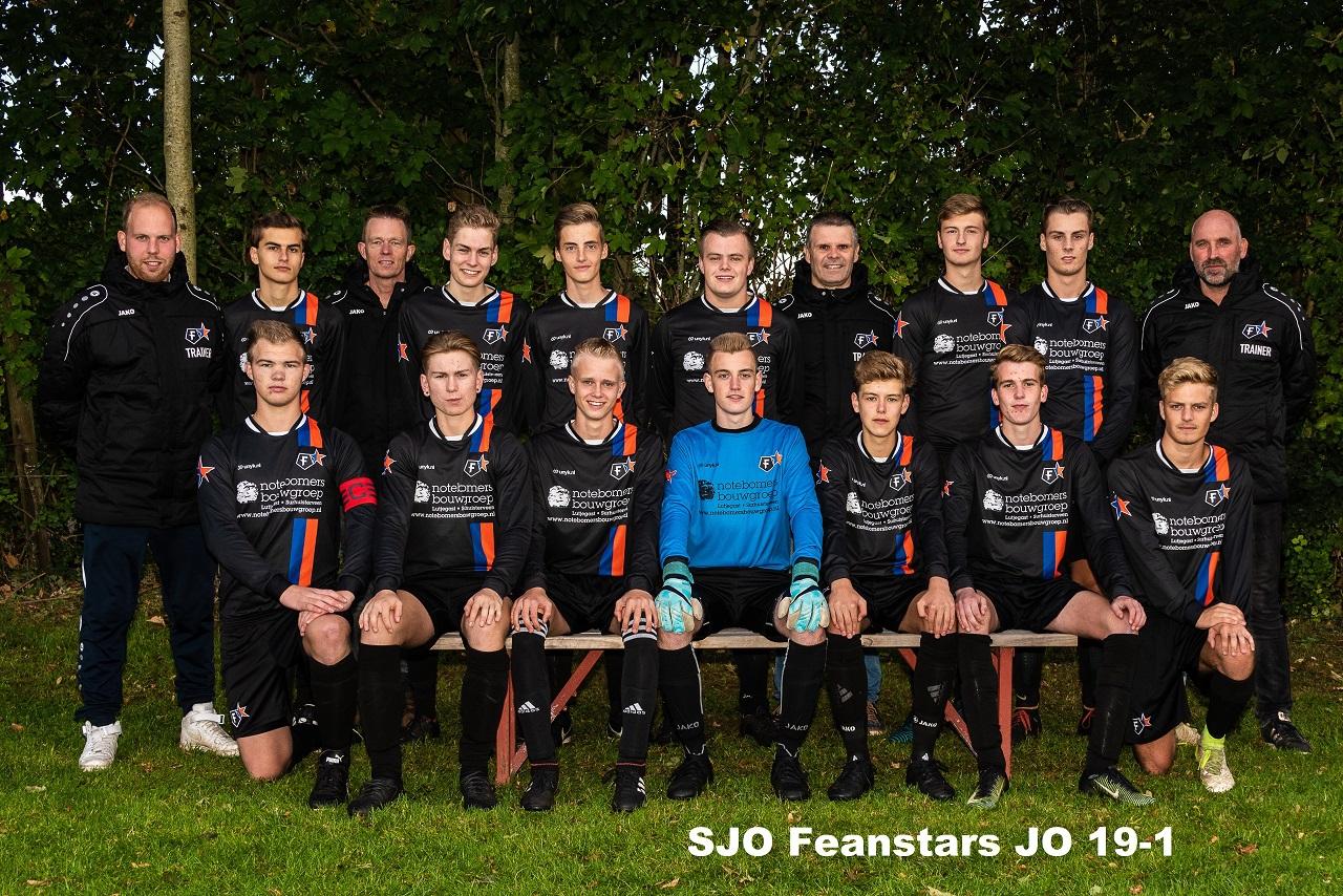 Feanstars JO19-1