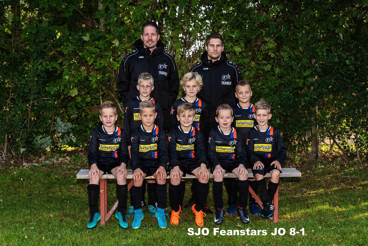 Feanstars JO8-1