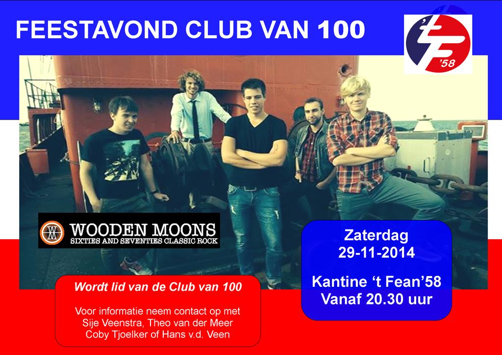 Feestavond Club van 100
