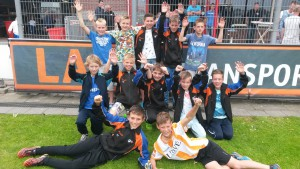 Feanstars D1 wint toernooi Jong Harkema